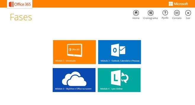 Office 365 para Estudantes screenshot 10