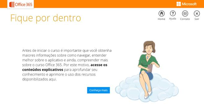 Office 365 para Estudantes screenshot 1