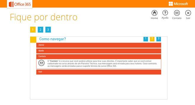 Office 365 para Estudantes screenshot 2