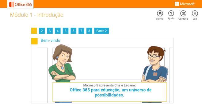 Office 365 para Estudantes screenshot 5