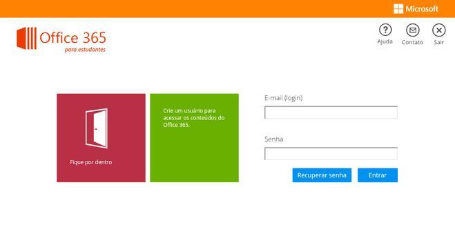 Office 365 para Estudantes screenshot 6