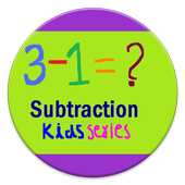 Subtraction - Mathematics ícone