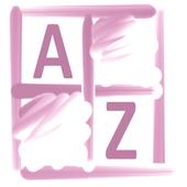 Kreuzworträtsel als KreuzwortMosaik icon