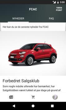 FCAC Salgsklub screenshot 1
