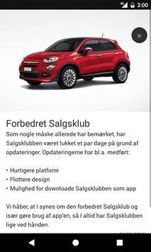 FCAC Salgsklub screenshot 2