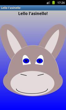 Lello the Donkey poster