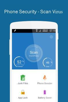 Antivirus - Security Protector - Antimalware screenshot 1