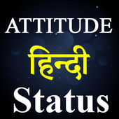 Attitude Status Hindi icon