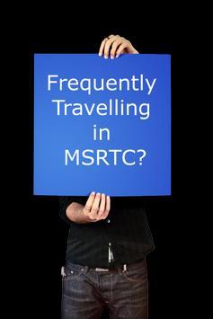 MSRTC Helpline Number poster
