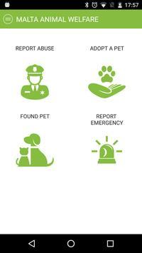 Malta Animal Welfare apk screenshot