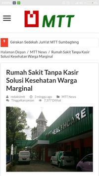 MTT Mobile Web poster