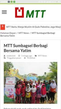MTT Mobile Web apk screenshot