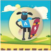 Shaun Run-Super the Sheep icon
