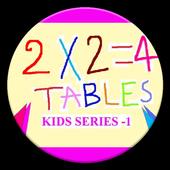 Tables Mathématiques icône