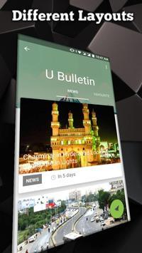U Bulletin screenshot 4