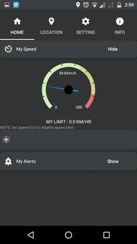 AlertMe - Geofense apk screenshot