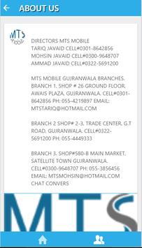 MTS MOBILE GUJRANWALA screenshot 5
