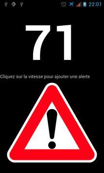 Mauritius Road Alert poster