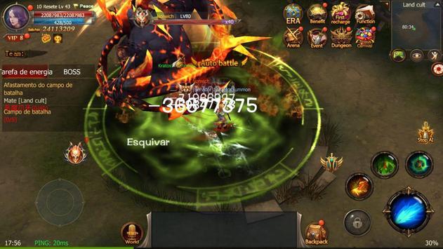 Mu Survivor Mobile Brasil 7.0 screenshot 4