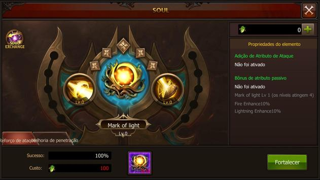 Mu Survivor Mobile Brasil 7.0 screenshot 5