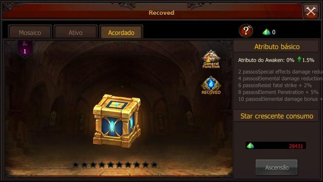 Mu Survivor Mobile Brasil 7.0 screenshot 7
