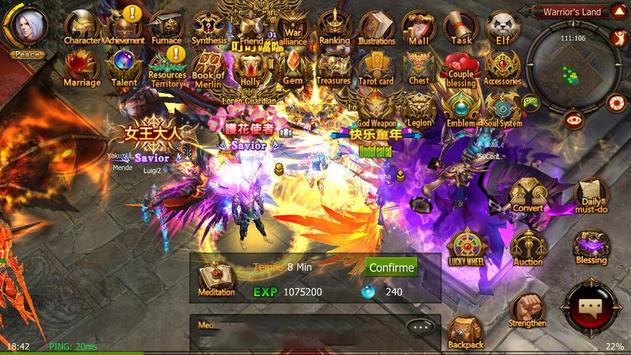Mu Survivor Mobile Brasil 7.0 screenshot 8