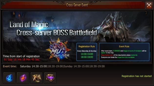 Mu Survivor Mobile Brasil 7.0 screenshot 13