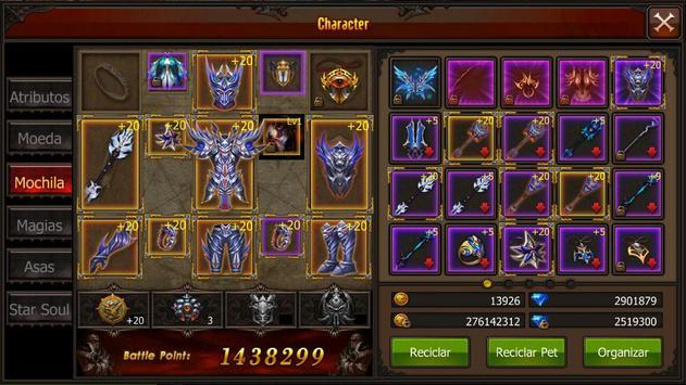 Mu Survivor Mobile Brasil 7.0 screenshot 12
