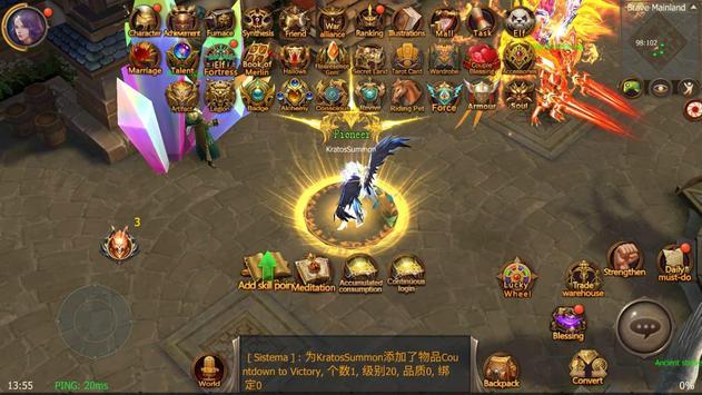 Mu Survivor Mobile Brasil 7.0 screenshot 2