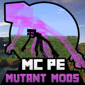 Mutant Creatures MODS For MCPE icon