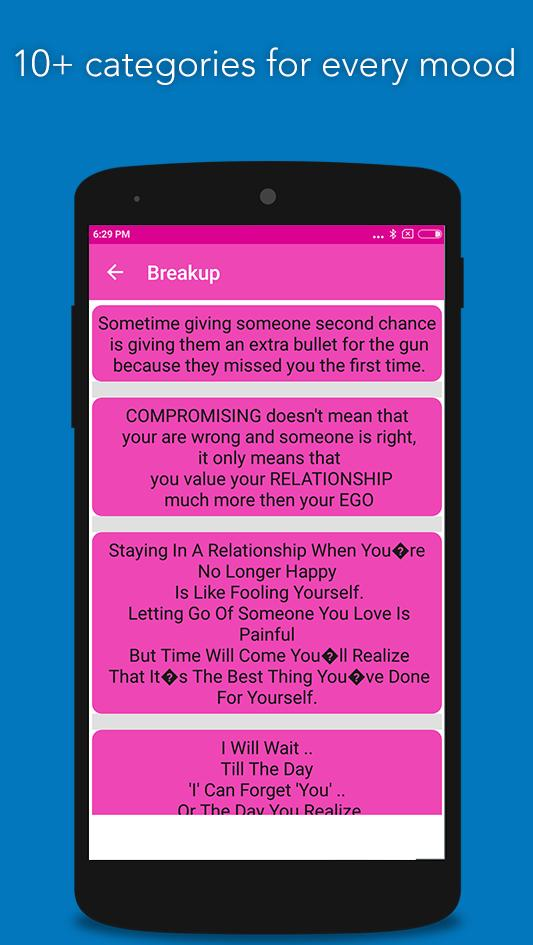 5000 Love Quotes And Funny Quotes For Android Apk Download