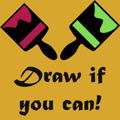 Draw if you can! icon
