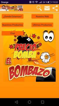 Muebles El Bombazo poster