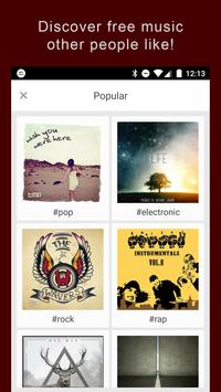 MP3 Snoop free music download apk screenshot