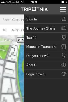 Tripotnik - Sustainable travel screenshot 4