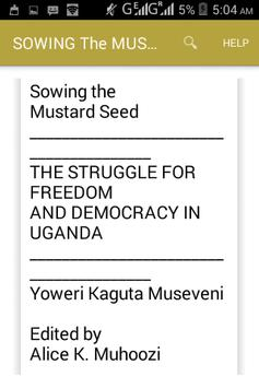 Sowing the mustard seed apk download free books reference app sowing the mustard seed poster sowing the mustard seed apk screenshot fandeluxe Choice Image