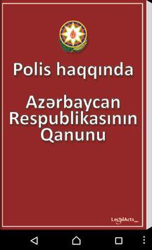 Polis haqqında poster