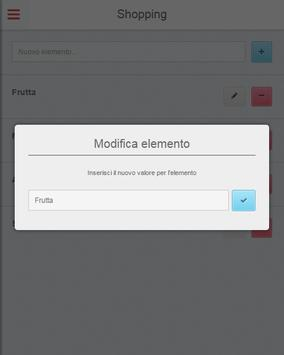 Multi Lists apk screenshot