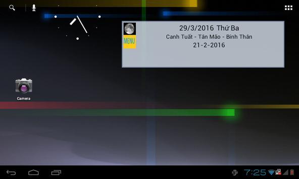 Calendar Converter Widget screenshot 4
