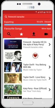 Mobile Karaoke - Sing & Record apk screenshot