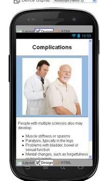 Multiple Sclerosis Information screenshot 5
