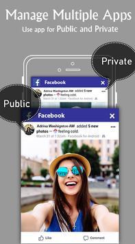 Multiple Space : Multiple Account & Parallel APP screenshot 3