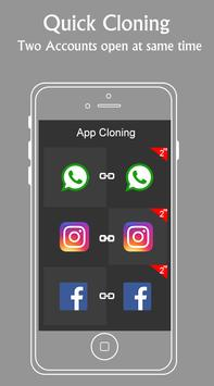 Multiple Space : Multiple Account & Parallel APP screenshot 1