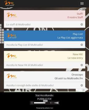 Multiradio screenshot 1