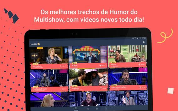 Humor Multishow apk screenshot