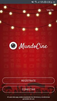 MundoCine captura de pantalla 1