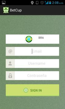 BetCup Brazil 2014 apk screenshot