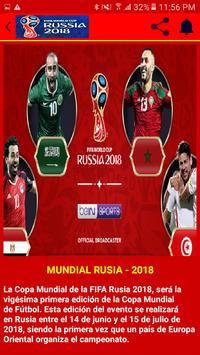 Mundial FIFA Rusia - 2018 screenshot 2