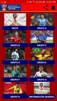Mundial FIFA Rusia - 2018 screenshot 3