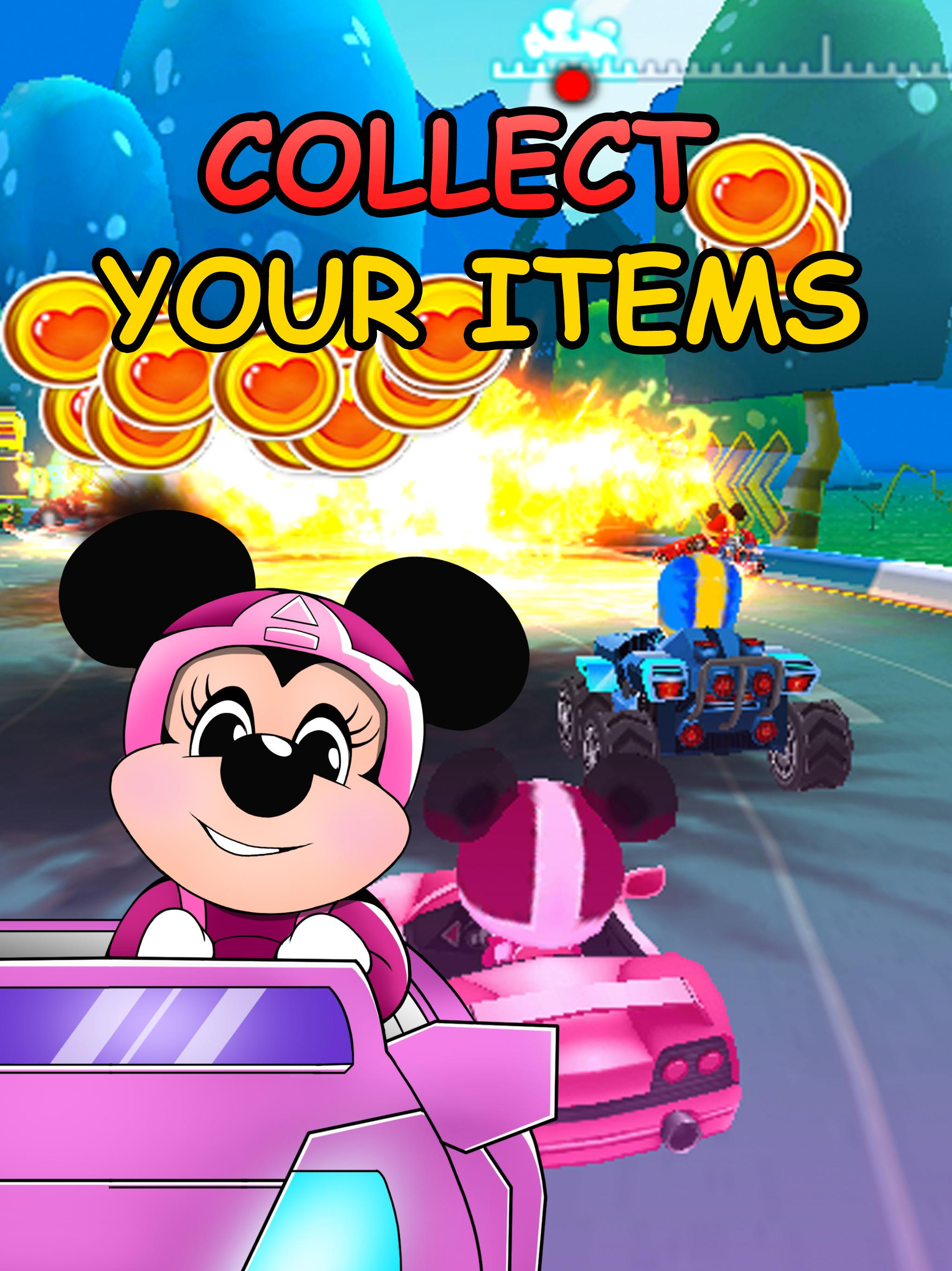 Mickey Roadster Racer For Android Apk Download